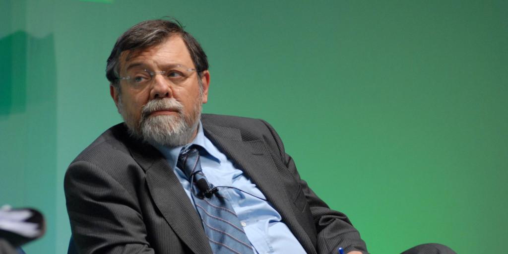 17/11/2008 CONVEGNO Elezioni americane, crisi finanziaria: il nuovo tempo della storia ORGANIZZATO DAL PD NELLA FOTO ANGELO PANEBIANCO