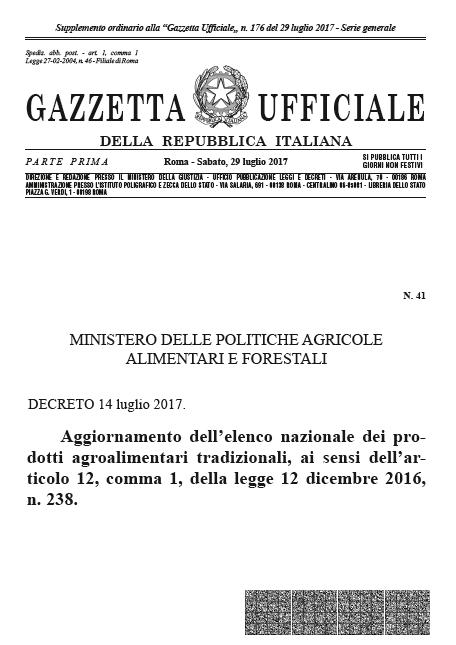Frontespizio_Gazzetta_Ufficiale